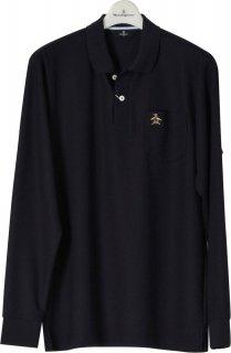 Munsingwear(マンシングウェア) MGMLGB02 メンズ ウェア ゴルフ ナガソデシャツ(ニット)