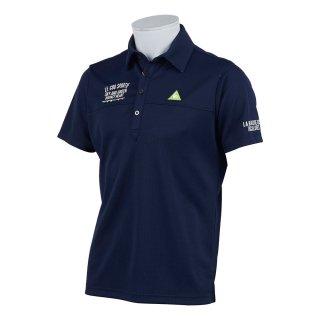 lecoq sportif(ルコック) QGMPJA14 メンズ クーリストフェスグラフィック半袖シャツ ゴルフウェア