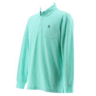 Munsingwear(マンシングウェア) MGMNJB04 長袖シャツ ゴルフウェア メンズウェア