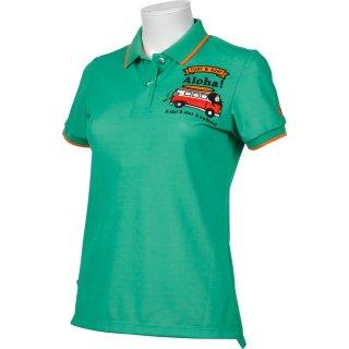 Munsingwear(マンシングウェア) MGWNGA11 半袖シャツ ポロシャツ ゴルフウェア レディースウェア
