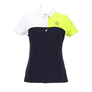Munsingwear(マンシングウェア) MGWNGA15 半袖シャツ ポロシャツ ゴルフウェア レディースウェア