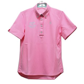 Munsingwear(マンシングウェア) MGWNJA02 半袖シャツ ゴルフウェア レディースウェア