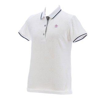 Munsingwear(マンシングウェア) MGWNJA05 半袖シャツ ゴルフウェア レディースウェア