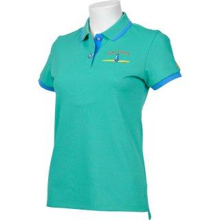 Munsingwear(マンシングウェア) MGWNJA07 半袖シャツ ゴルフウェア レディースウェア