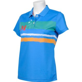 Munsingwear(マンシングウェア) MGWNJA10 半袖シャツ ゴルフウェア レディースウェア
