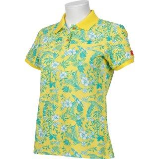Munsingwear(マンシングウェア) MGWNJA11 半袖シャツ ゴルフウェア レディースウェア