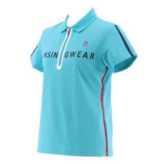 Munsingwear(マンシングウェア) MGWNJA20 半袖シャツ ゴルフウェア レディースウェア