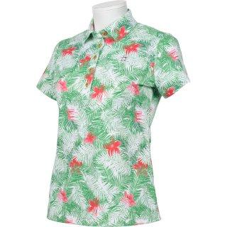 Munsingwear(マンシングウェア) MGWNJA23 半袖シャツ ゴルフウェア レディースウェア