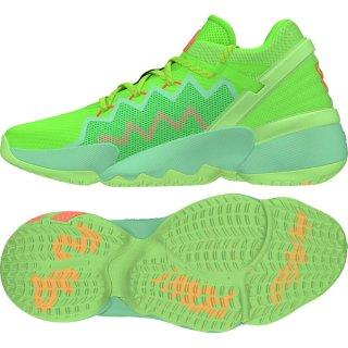 adidas(アディダス) FW9035 D.O.N. Issue 2 GCA メンズ バスケットシューズ バッシュ