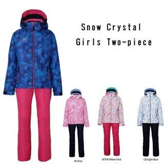 PHENIX(フェニックス) PS9H22P90 Snow Crystal Girls Two-piece スキーウェア ジュニア ガールズ
