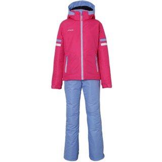 PHENIX(フェニックス) PS9H22P91 ジュニア スキーウェア ツーピース 子供  ガールズ ピンク