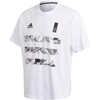 adidas(アディダス) 14693 メンズ サッカーウェア 半袖Tシャツ CAPTSUBA Tシャツ