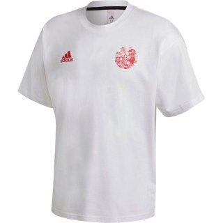 adidas(アディダス) 14694 メンズ サッカーウェア 半袖Tシャツ CAPTSUBA Tシャツ
