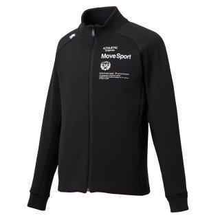 DESCENTE(デサント) DMMQJF21 メンズ ダブルフェイススウェット スタンドジャケット トレーニングウェア