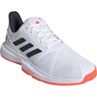 adidas(アディダス) FU8102 メンズ テニスシューズ コートジャム バウンス M