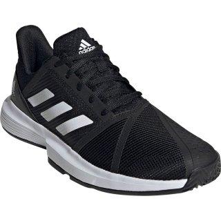 adidas(アディダス) FU8103 メンズ テニスシューズ コートジャム バウンス M