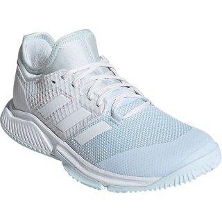 adidas(アディダス) FU8323 レディース バレーボールシューズ Court Team Bounce W スニーカー