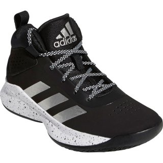 adidas(アディダス) FW8537 Cross Em Up 5 K Wide ジュニア バスケットシューズ バッシュ ミニバス