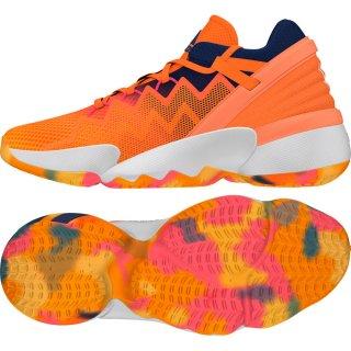 adidas(アディダス) FW9036 D.O.N. Issue 2 GCA メンズ バスケットシューズ バッシュ