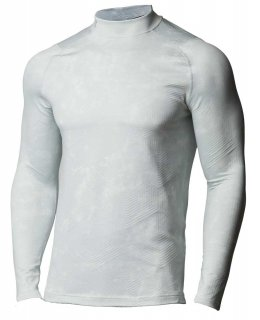 UNDER ARMOUR(アンダーアーマー) 1363225 UA CGI Fitted Long Sleeve Mock Noveltyメンズ ゴルフ
