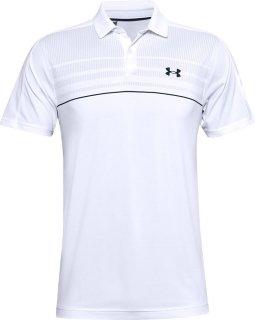 UNDER ARMOUR(アンダーアーマー) 1356654 メンズ UAバニッシュ ワンアップ ポロシャツ ゴルフウェア