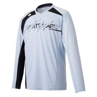 DESCENTE(デサント) DVUQJA50 長袖プラクティスシャツ バレーボール 練習用ウェア トレーニング