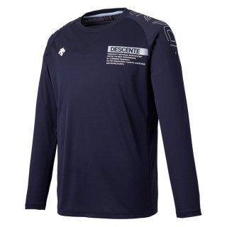 DESCENTE(デサント) DVUQJB51 ユニセックス バレーボール 長袖プラクティス シャツ トレーニングウェア