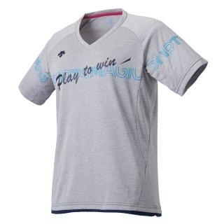 DESCENTE(デサント) DVWQJA53 レディース 半袖プラクティスシャツ バレーボール トレーニングウェア