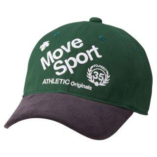 DESCENTE(デサント) DMAQJC52 起毛キャップ ムーブスポーツ スポーツキャップ 帽子 メンズ