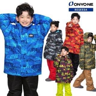 ONYONE RESEEDA(オンヨネ レセーダ) RES73004 ジュニア ボーイズ スキーウェア 上下セット JUNIOR SUIT セットアップ 子供用