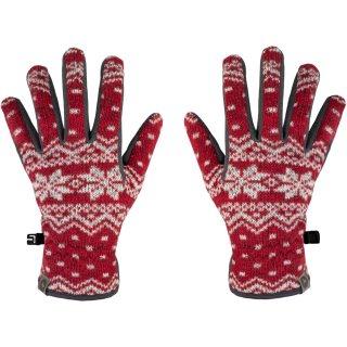 Marmot(マーモット) TOAQJD74 KNIT COMBI FLEECE GL メンズ レディース ユニセックス グローブ 手袋