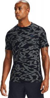 UNDER ARMOUR(アンダーアーマー) 1351559 メンズ UAヒートギア ラッシュ フィッティド ショートスリーブ プリント Tシャツ