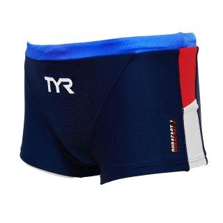 TYR(ティア) BCOLR-20M メンズ ショートボックス 競泳トレーニング水着 練習用