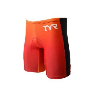 TYR(ティア) JGURD-20M メンズ ロングボクサー 競泳トレーニング水着 練習用