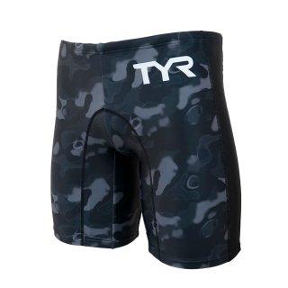 TYR(ティア) JTIED-20M メンズ ロングボクサー 競泳トレーニング水着 練習用