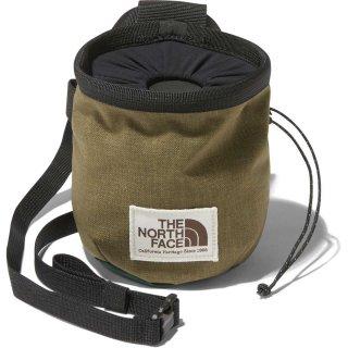 THE NORTH FACE(ザ・ノースフェイス) NMJ71952 K LOOP CHALK BAG ループチョークバッグ キッズ クライミング用品