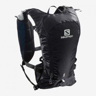 SALOMON(サロモン) LC1305500 AGILE 6 SET バックパック ハイキング トレイルランニング