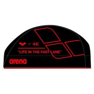 ARENA(アリーナ) KKAR-118 メッシュキャップ メンズ レディース ユニセックス スイムキャップ 水泳帽