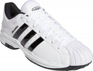adidas(アディダス) FX4981 Pro Model 2G Low メンズ ローカット バスケットシューズ バッシュ
