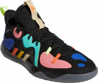 adidas(アディダス) FZ1069 Harden Stepback 2 メンズ バスケットシューズ バッシュ