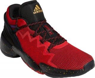 adidas(アディダス) FZ1431 D.O.N. Issue 2 メンズ バスケットシューズ バッシュ