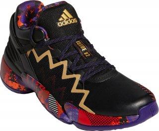 adidas(アディダス) G55791 D.O.N Issue 2 メンズ バスケットシューズ バッシュ