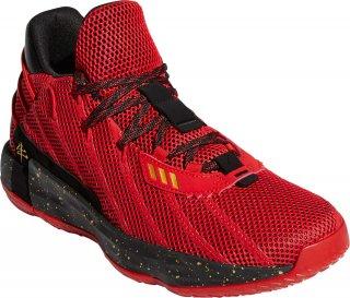 adidas(アディダス) FY3442 Dame 7 − CNY メンズ バスケットシューズ バッシュ