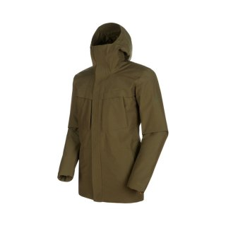 MAMMUT(マムート) 1010-27370 Chamuera HS Thermo Hooded Parka AF Men メンズ