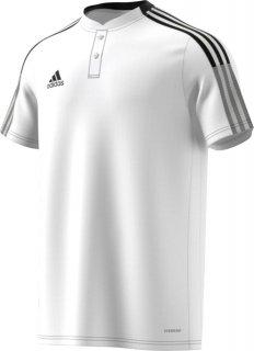 adidas(アディダス) JIB97 メンズ TIRO21 ポロシャツ スポーツウェア 半袖 GM7363