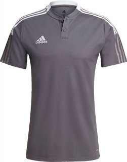 adidas(アディダス) JIB97 メンズ TIRO21 ポロシャツ スポーツウェア 半袖 GM7364
