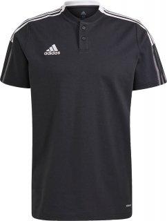 adidas(アディダス) JIB97 メンズ TIRO21 ポロシャツ スポーツウェア 半袖 GM7367