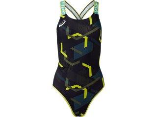 ASICS(アシックス) 2162A277 WSレギュラー レディース 競泳トレーニング水着 水泳 練習用