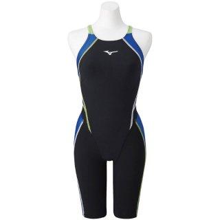 MIZUNO(ミズノ) N2MG1230 レディース 競泳用 FX SONIC Prism ハーフスーツ 競泳水着 FINA承認
