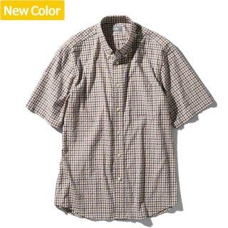 THE NORTH FACE(ザ・ノースフェイス) NR21967 S/S Hidden Valley Shirt ショートスリーブ ヒデンバリー シャツ